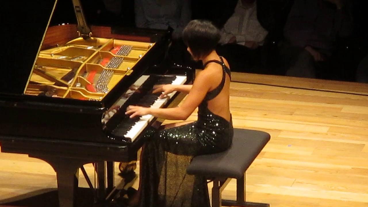 Yuja Wang - Beethoven Piano Sonata No  29 'Hammerklavier' -