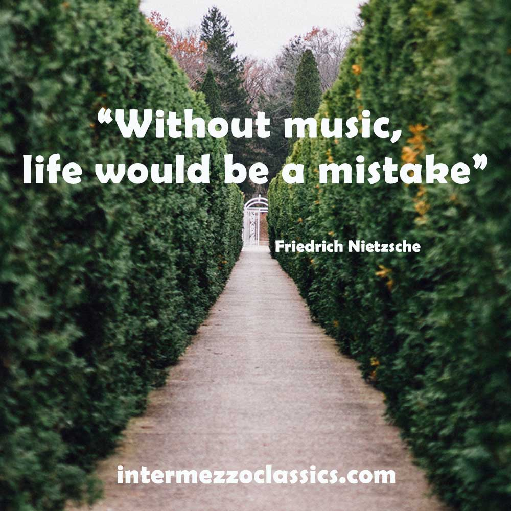 26 Inspirational Music Quotes To Motivate Your Day Intermezzo